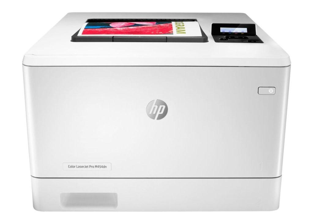 Color LaserJet Pro M454dn Laser Printer