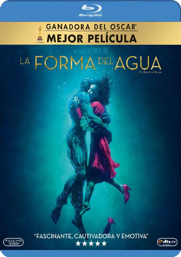 Pelicula Agua Forma Poster Del De La La