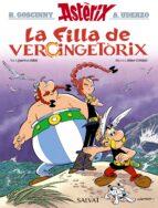 asterix: la filla de vercingetorix-rene goscinny-jean-yves ferri-9788469626221