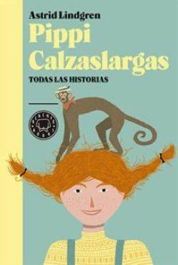 Pipi calzaslargas de Astrid Lindgren- libro literatura infantil
