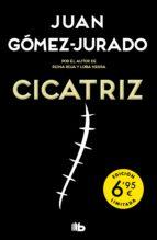 cicatriz-juan gomez-jurado-9788413141657