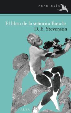 El libro de la señorita Buncle, De D. E. Stevenson (Alba editorial).