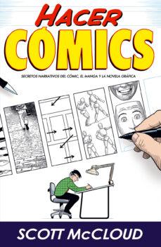 HACER COMICS | SCOTT MCCLOUD | Comprar libro 9788496815148