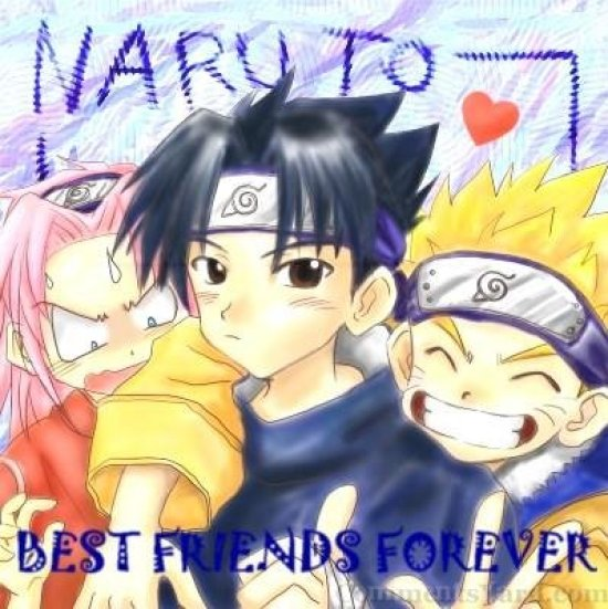 Best-Friends-Forever-Anime-Cartoon-Picture