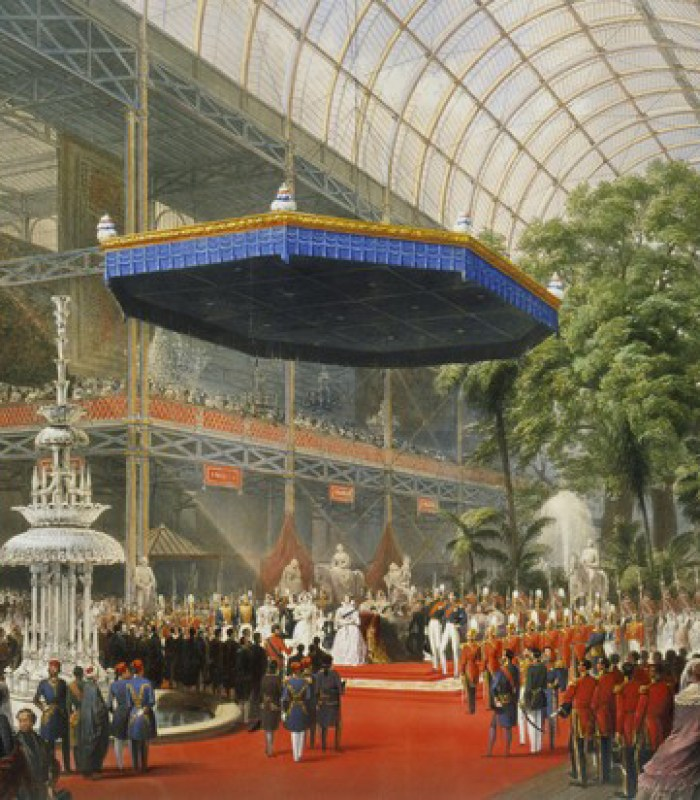 Exposition Universelle 1851 Crystal Palace