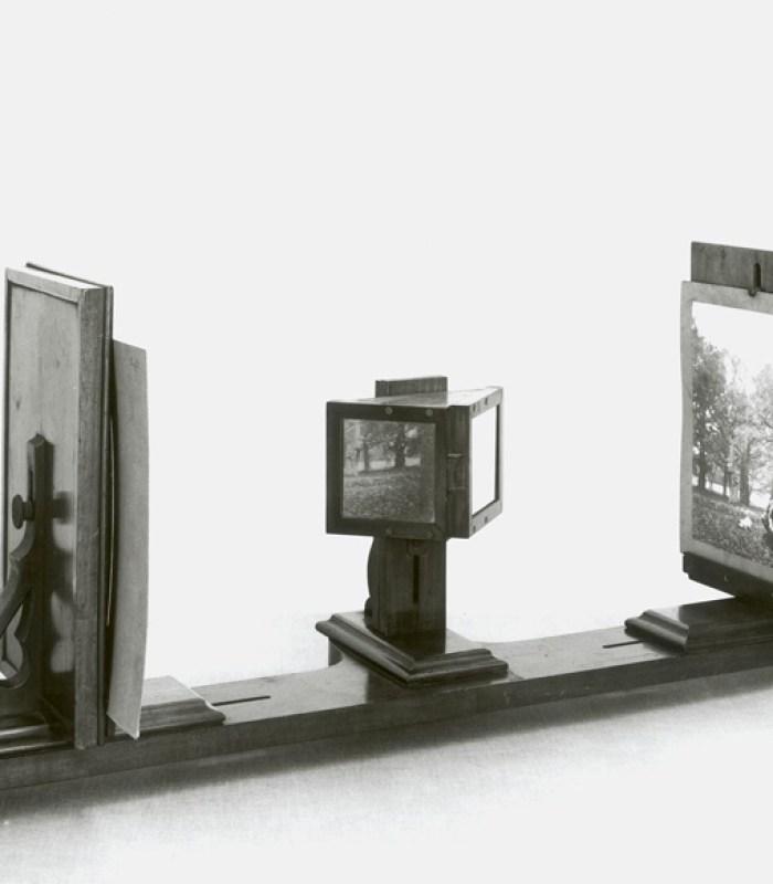 Reflecting stereoscope Charles Wheatstone
