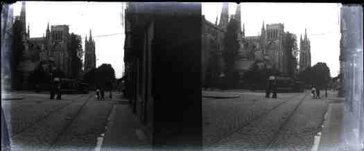 La Cathédrale Saint-André-de-Bordeaux et la Tour Pey Berland