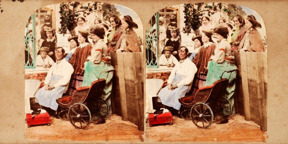 Images stéréoscopiques Reynolds