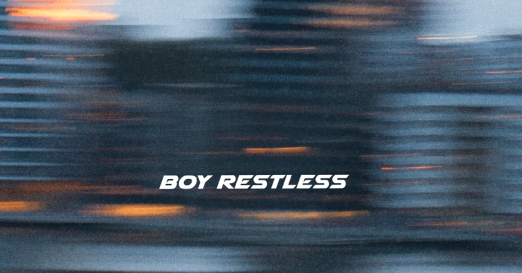 Lucas Nord - Boy Restless