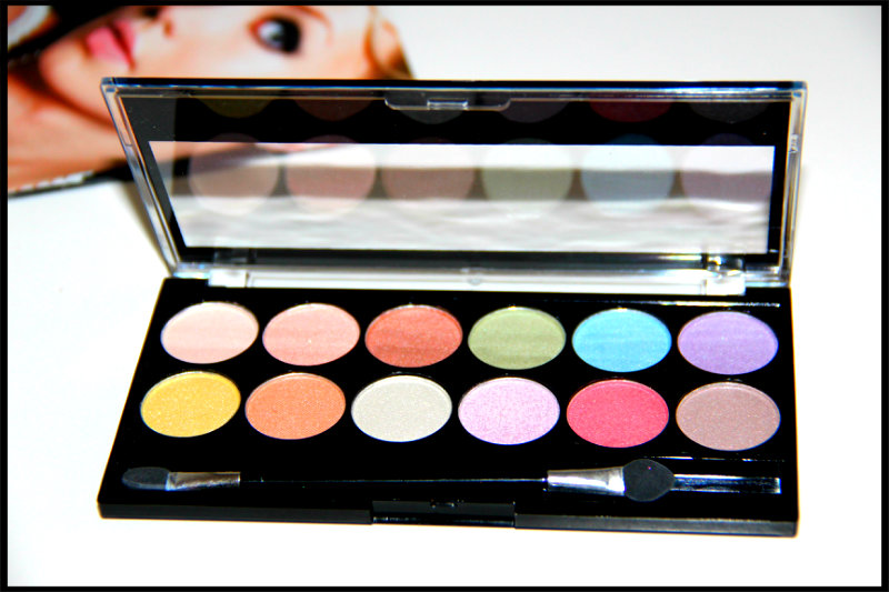 mua pretty pastels eyeshadow palette review swatch silkyresh 39 s product reviews. Black Bedroom Furniture Sets. Home Design Ideas