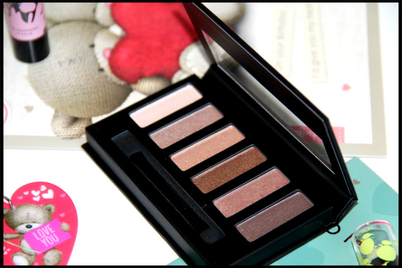 COLLECTION's Eyes Uncovered Nude Bronze Eyeshadow Palette Review/Swatch (4/6)