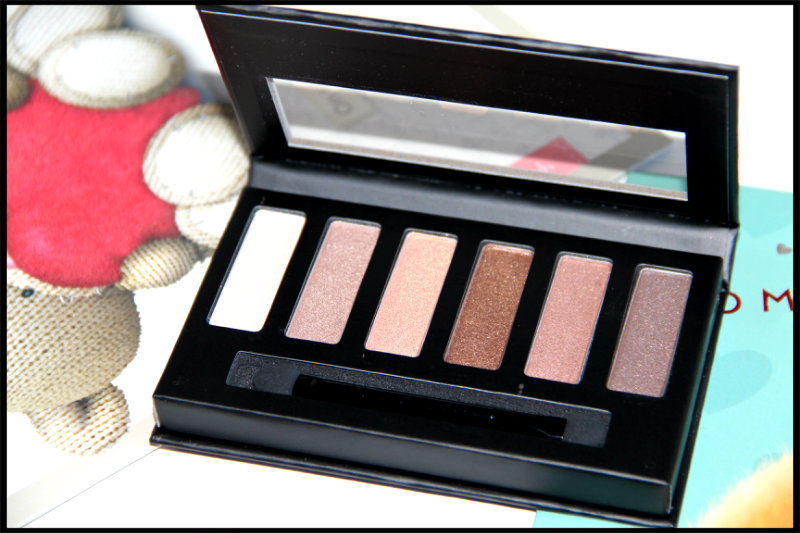 COLLECTION's Eyes Uncovered Nude Bronze Eyeshadow Palette Review/Swatch (5/6)
