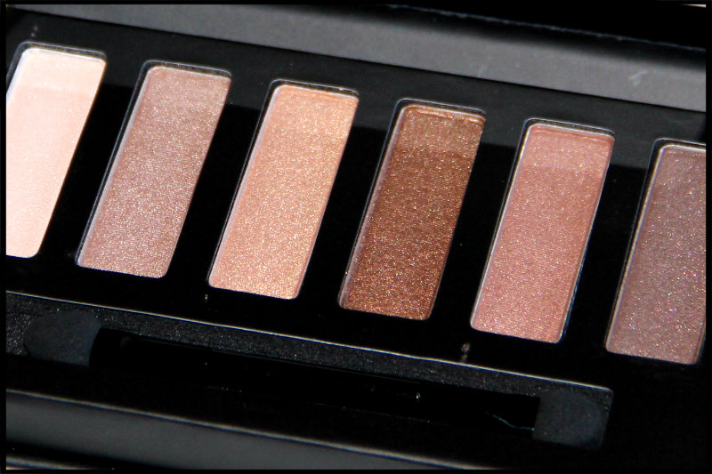COLLECTION's Eyes Uncovered Nude Bronze Eyeshadow Palette Review/Swatch (6/6)