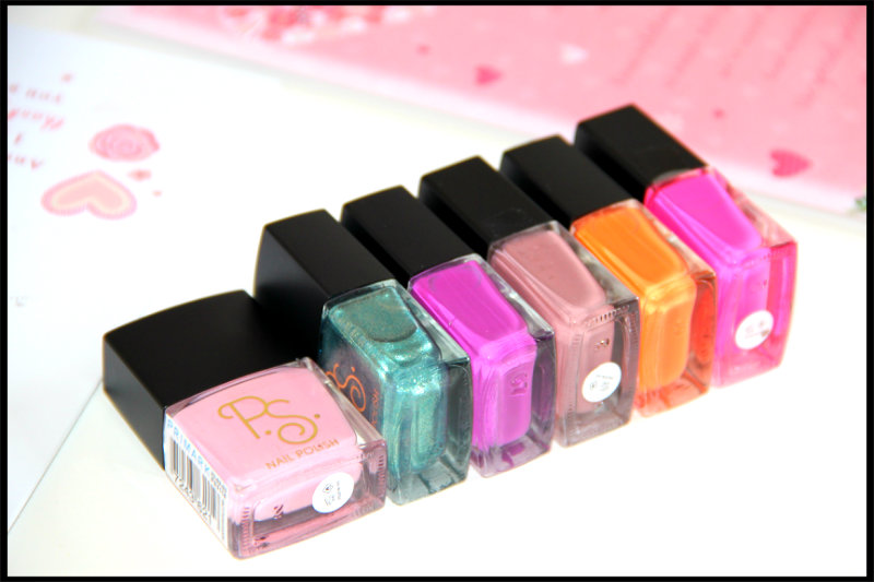 Primark P.S. Love Nail Polishes Review/Swatch (4/6)
