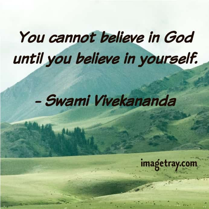 the wise word for youth from swami Vivekananda quotes