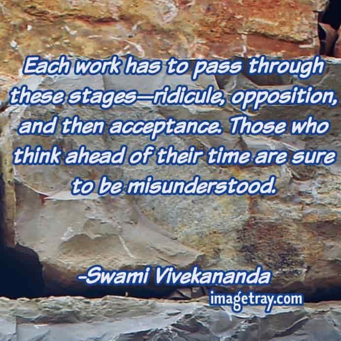 Vivekananda famous quotes