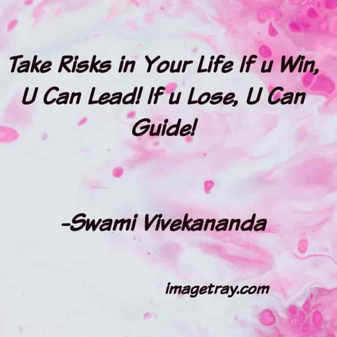 most inspirational words from swami Vivekananda quotes
