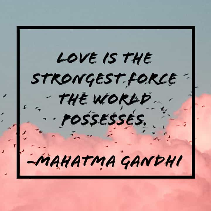 deepest quotes ever from mahatma Gandhi quotes