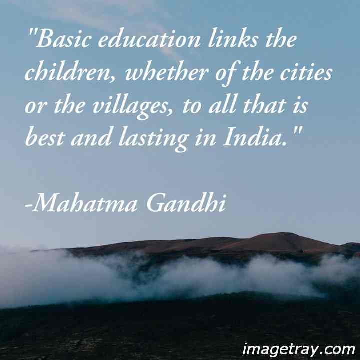 true lines about education