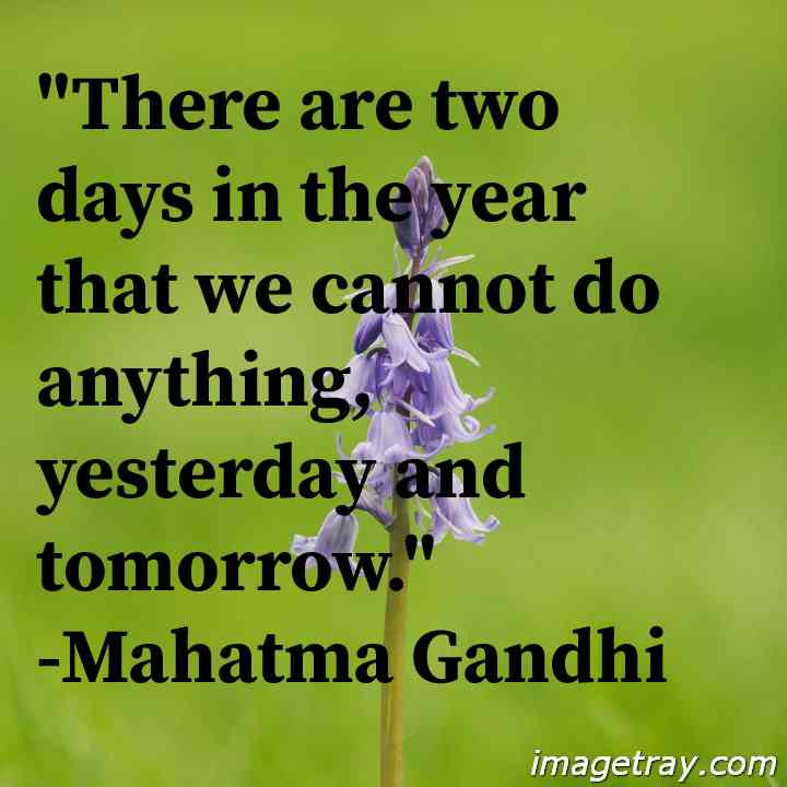 mahatma Gandhi quotes for youth