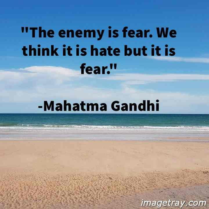 mahatma gandhi quotes on success