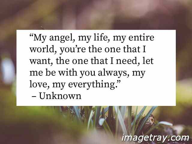 quotes on pure love