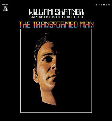 William Shatner - The Transformed Man (1968) [FLAC] Download