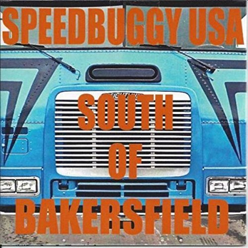 Speedbuggy USA - South of Bakersfield (2014) [FLAC] Download