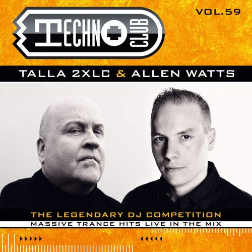 VA - Techno Club Vol. 59 (Talla 2XLC & Allen Watts) (2020) [FLAC] Download