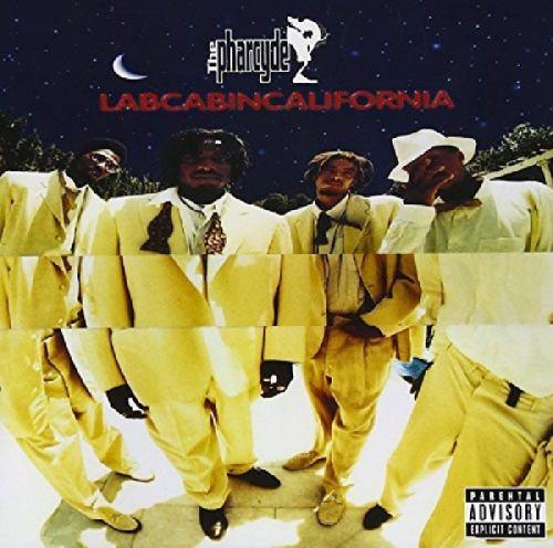 The Pharcyde - Labcabincalifornia (2012) [FLAC] Download