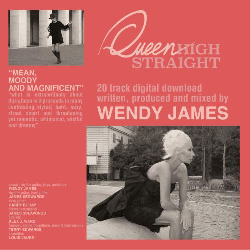 Wendy James - Queen High Straight (2020) [FLAC] Download