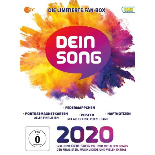 VA - Dein Song 2020 (2020) [FLAC] Download