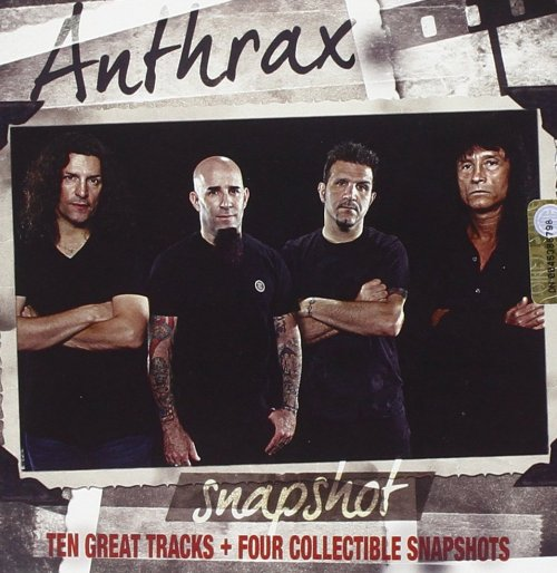 Anthrax - Snapshot (2013) [FLAC] Download