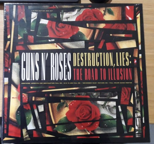 Guns N' Roses - Destruction, Lies: The Road To Illusion (1992) [FLAC] Download