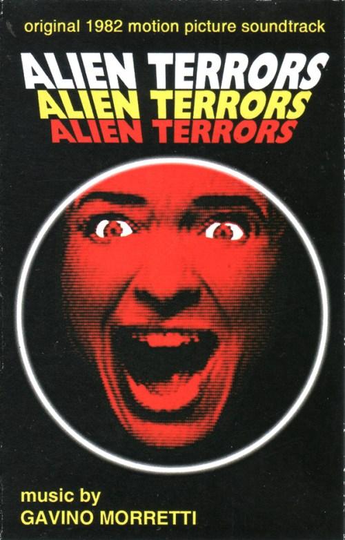 Gavino Morretti - Alien Terrors (Original 1982 Soundtrack) (2015) [FLAC] Download
