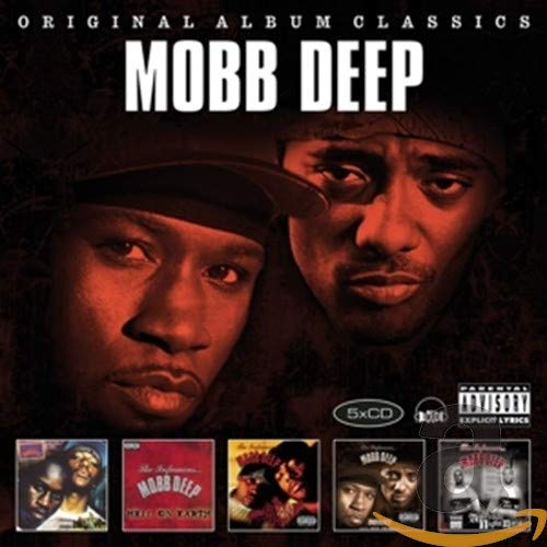 Mobb Deep - Original Album Classics (2017) [FLAC] Download