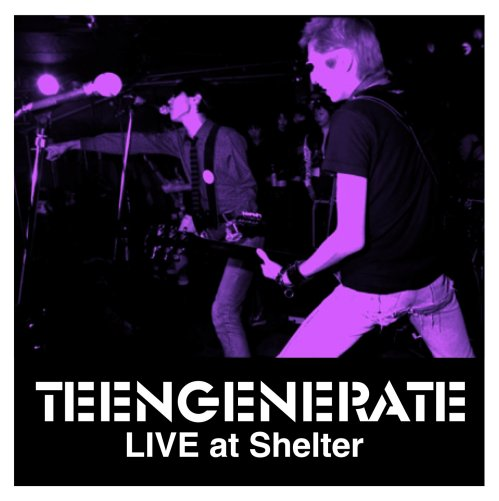 Teengenerate - LIVE at Shelter (2001) [FLAC] Download