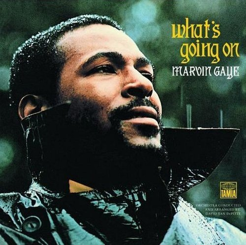 Marvin Gaye - What's Going On (1998) [FLAC] Download