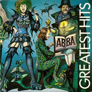 ABBA - Greatest Hits (1975) [FLAC] Download