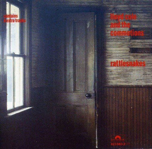 Lloyd Cole And The Commotions - Rattlesnakes (2004) [FLAC] Download