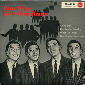 The Ames Brothers - Four Pops With Four Ames (1959) [FLAC] Download