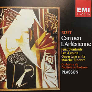 Michel Plasson - Bizet: Carmen, L'Arlesienne And Other Works (1993) [FLAC] Download