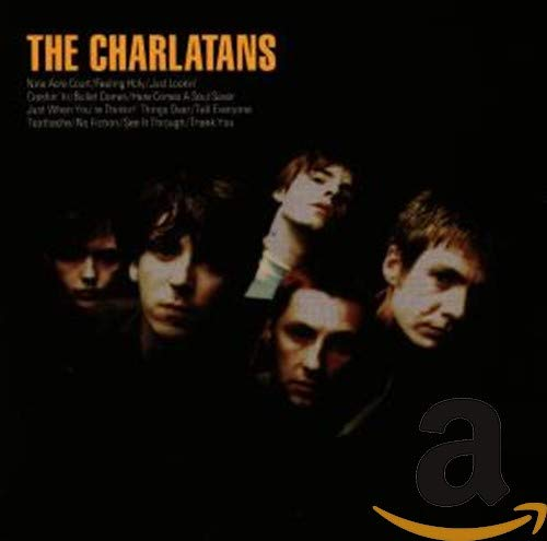 The Charlatans - The Charlatans (1995) [FLAC] Download