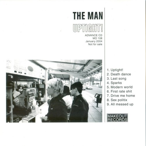 The Man - Uptight! (2004) [FLAC] Download