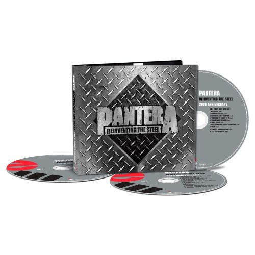 Pantera - Reinventing The Steel  20th Anniversary (2020) [FLAC] Download