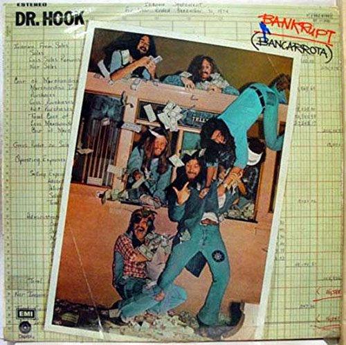Dr. Hook - Bankrupt (1975) [FLAC] Download