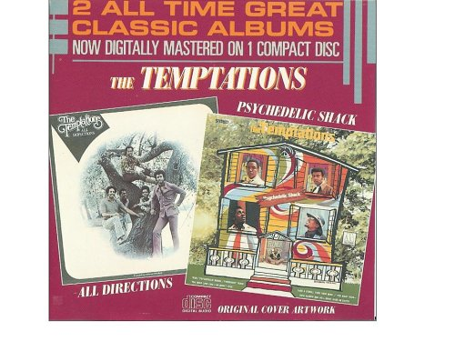 The Temptations - Psychedelic Shack / All Directions (1986) [FLAC] Download