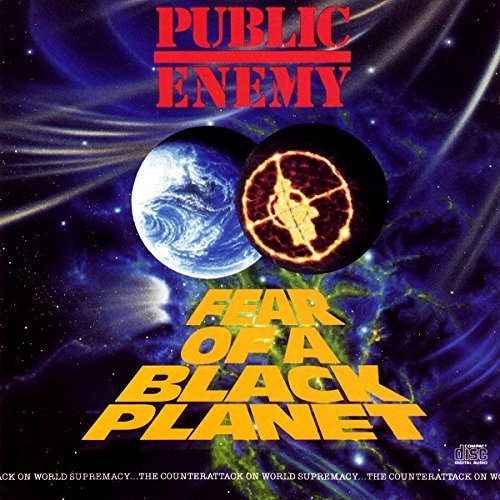 Public Enemy - Fear Of A Black Planet (1990) [FLAC] Download