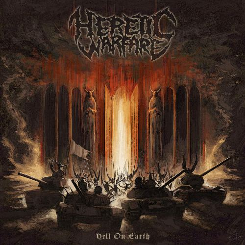 Heretic Warfare - Hell On Earth (2020) [FLAC] Download