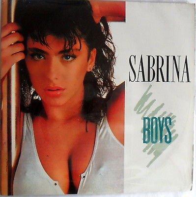Sabrina - Boys (1997) [FLAC] Download